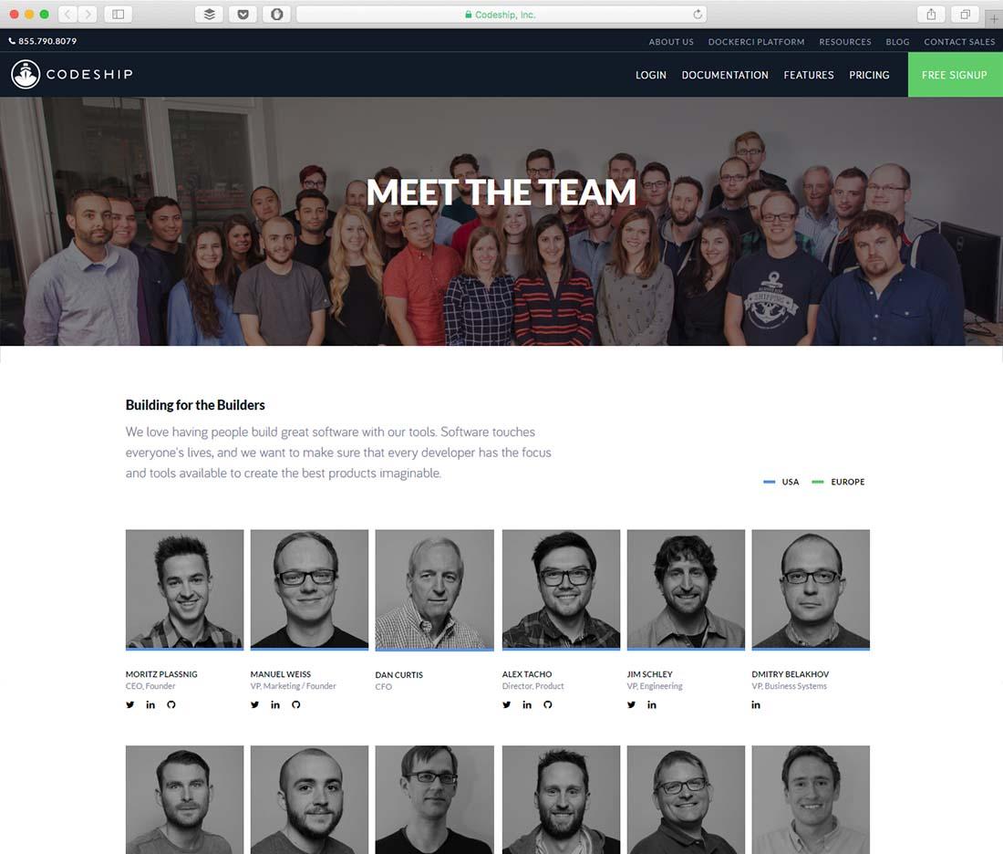 Authenticity Web Design Trend